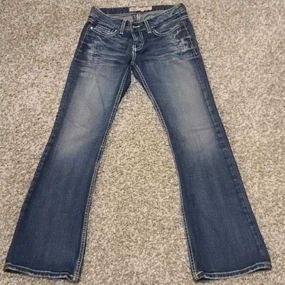 BKE Denim Madison Bootcut Stretch Jeans